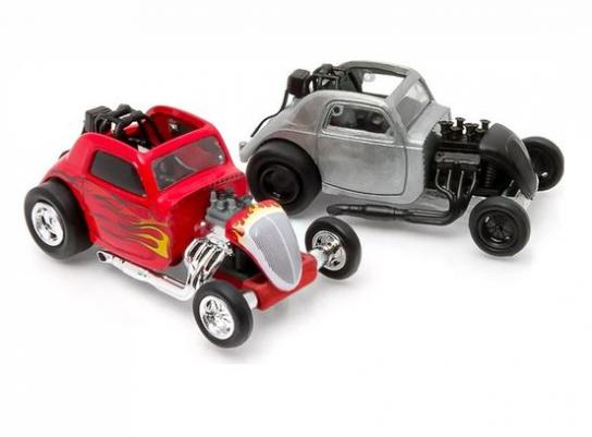 Greenlight 1/64 Topolino Drag Car - Twin Pack of 2 Cars image