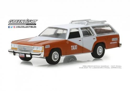 Greenlight 1/64 1988 Ford LTD Crown Victoria image