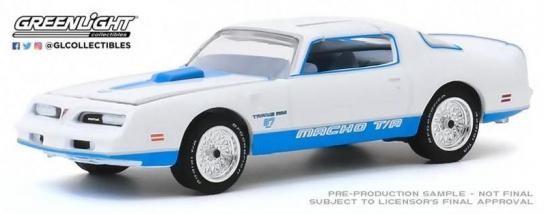 Greenlight 1/64 1978 Pontiac Firebird - Macho Trans Am #87 image
