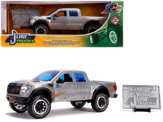 Jada 1/24 20TH Anniversary Just Trucks Ford Raptor image