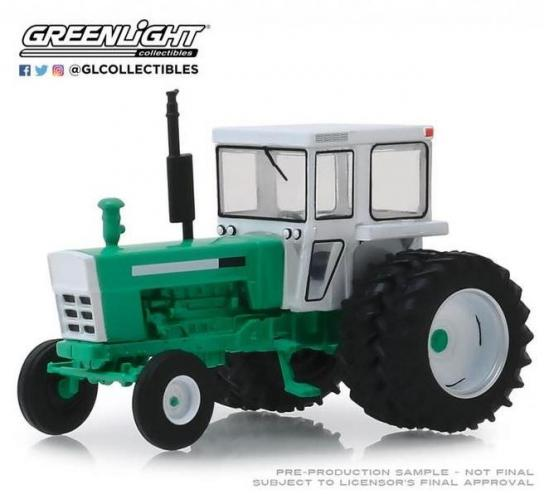 Greenlight 1/64 1972 Tractor - Dual Rear Wheels image