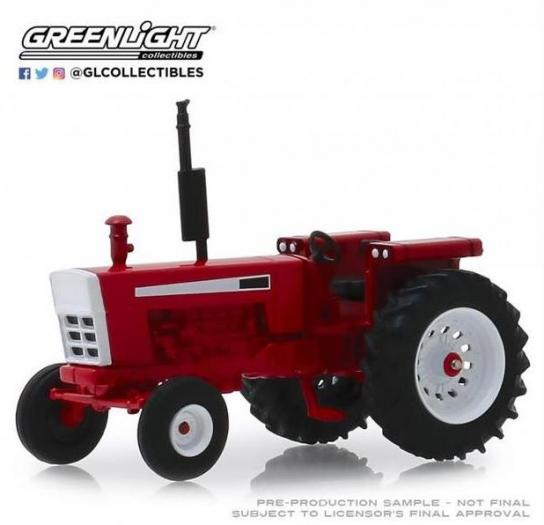 Greenlight Collectibles 1/64 1973 Tractor image