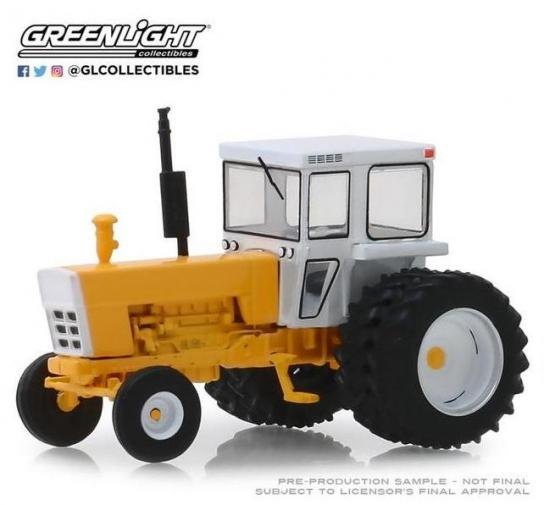 Greenlight Collectibles 1/64 1974 Tractor with Cab image