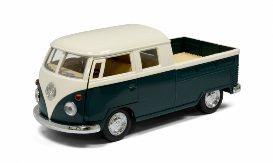 Kintoy 1/32 1963 VW Bus Double Cab Pickup image