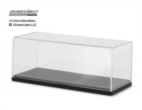 Greenlight 1/43 Acrylic Case with Plastic Base image