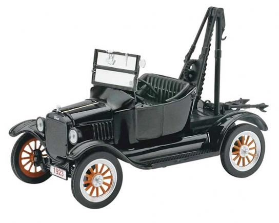 New Ray 1/32 1923 Model T Tow Truck Black image