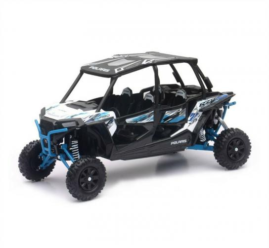 New Ray 1/18 Polaris RZR XP 4 Turbo EPS image