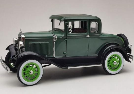 SunStar 1/18 1931 Ford Model A Coupe image