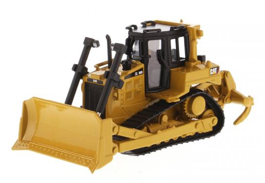 Diecast Masters 1/64 CAT D6R Tracked Bulldozer image