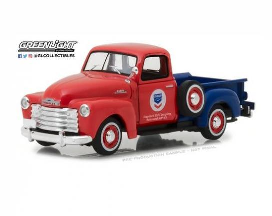 Greenlight 1/43 1953 Chevy 3100 Pickup image