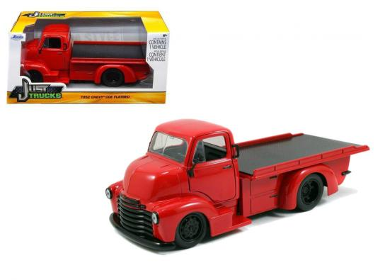 Jada 1/24 1952 Chevy Pickup Truck Flat Bed image