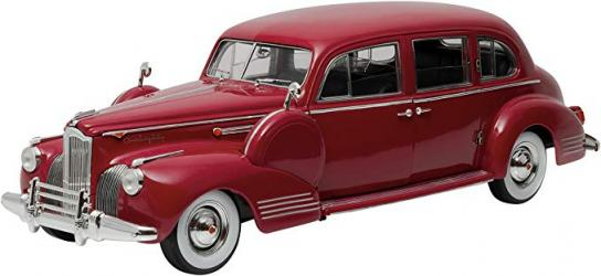 Greenlight Collectables 1/18 1941 Packard Super Eighty One-Eighty Maroon image