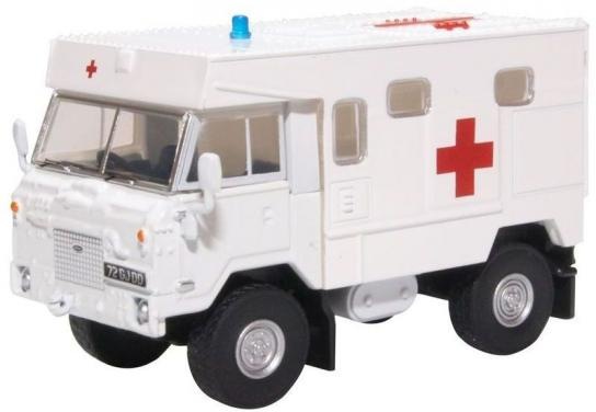 Oxford 1/76 Land Rover FC Ambulance image