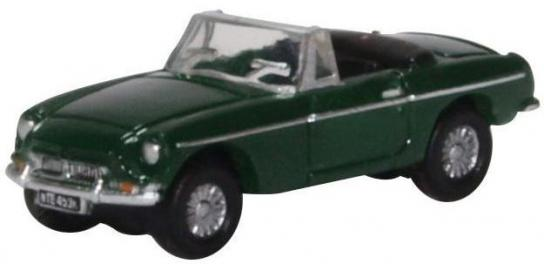 Oxford 1/148 MGB Roadster image
