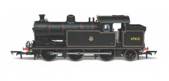 Oxford 1/76 Locomotive BR Early N7 0-6-2 No.E9621 image