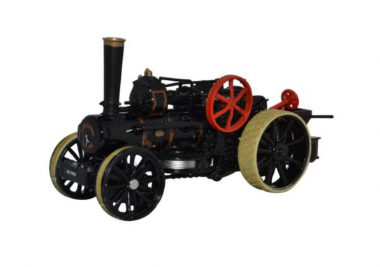 Oxford 1/76 Fowler BB1 Ploughing Engine - No.153327 Louisa image