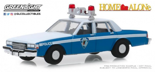 Greenlight 1/64 1986 Chevrolet Caprice Wilmette - Home Alone image