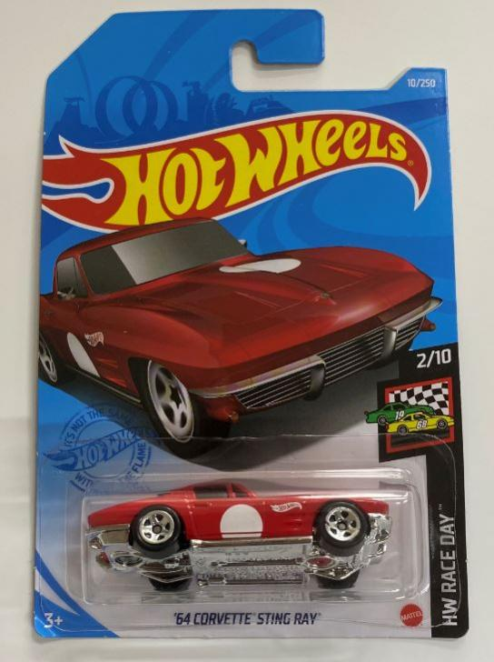 Hot Wheels 1964 Corvette Sting Ray image