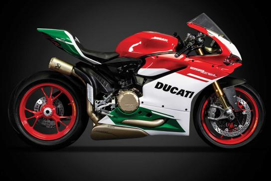 Pocher 1/4 Ducati 1299 Panigale R Final Edition Kit image