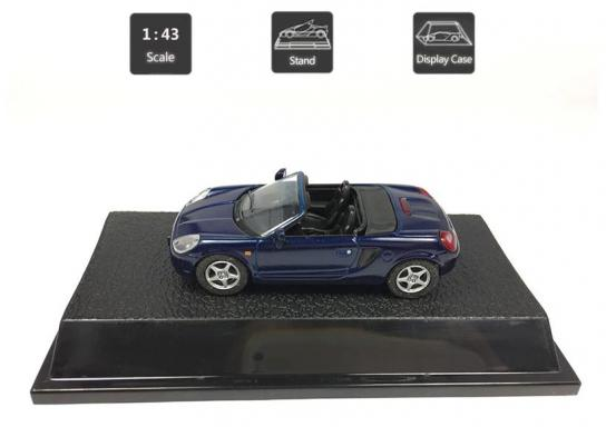 Hommat 1/43 Toyota MR2 MR-S Convertible Blue image