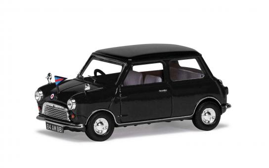 Corgi 1/43 Austin Mini 850 RAF Station Commander image